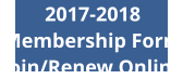 2017-2018  Membership Form Join/Renew Online